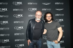 Amber Lounge - Liam Cunningham and Kit Harington_preview