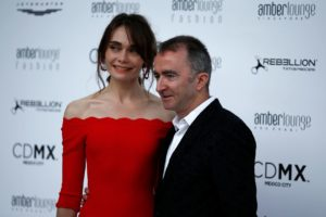 Amber Lounge - Paddy Lowe and Anna Danshina_preview