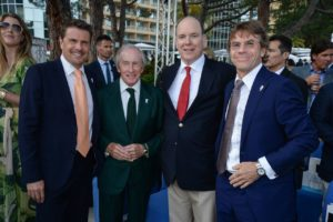 Amber Lounge - Sir Jackie Stewart and Prince Albert of Monaco_preview