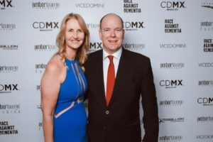 Amber Lounge - Sonia Irvine and Prince Albert of Monaco_preview
