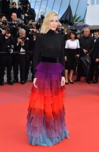 Cate-Blanchett-Rainbow-Givenchy-Dress-Cannes-2018