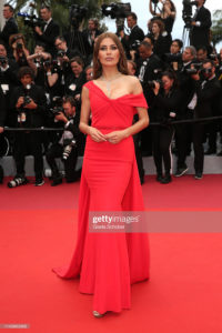 "CANNES, FRANCE - MAY 14: Victoria Bonya attends the opening ceremony and screening of ""The Dead Don't Die"" during the 72nd annual Cannes Film Festival on May 14, 2019 in Cannes, France. (Photo by Gisela Schober/Getty Images)"