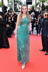 Maria Grazhina Chaplin, Cannes, World Bloggers Awards