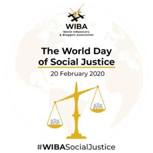 worlddayofsocialjustice, worldinfluencersandbloggersassociation, worldbloggersawards, unitednations,