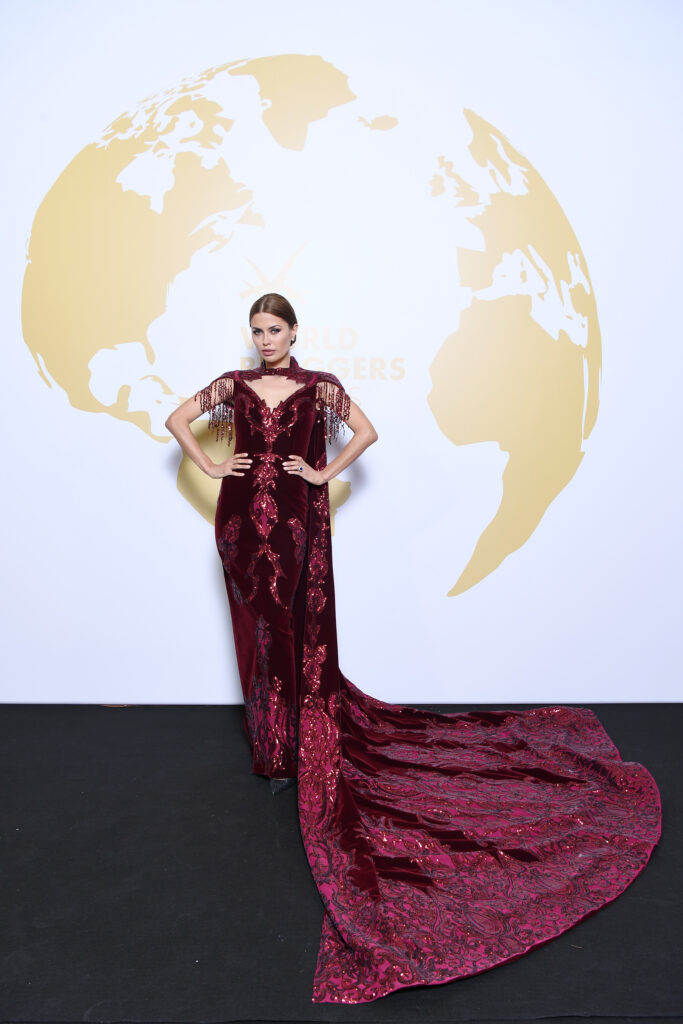 Victoria Bonya  (Photo by Daniele Venturelli/Getty Images)