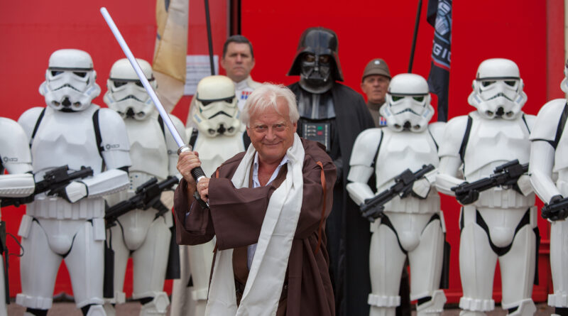 Roger and Stormtroopers
