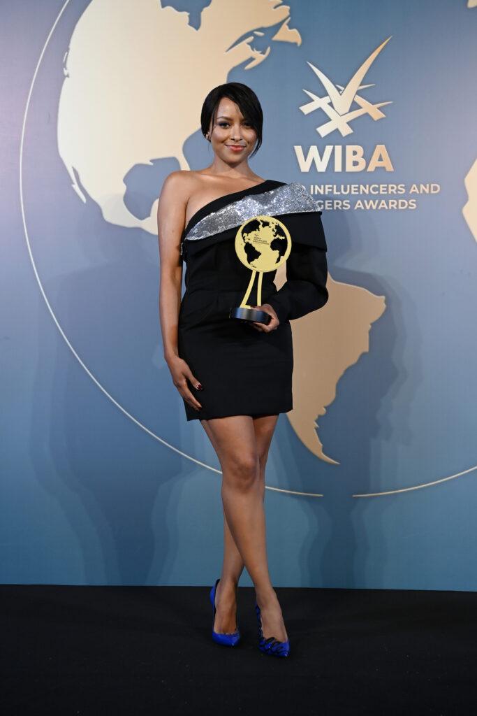 kat graham, wiba, wiba2021, wiba awards, cannes 2021, world influencers and bloggers awards