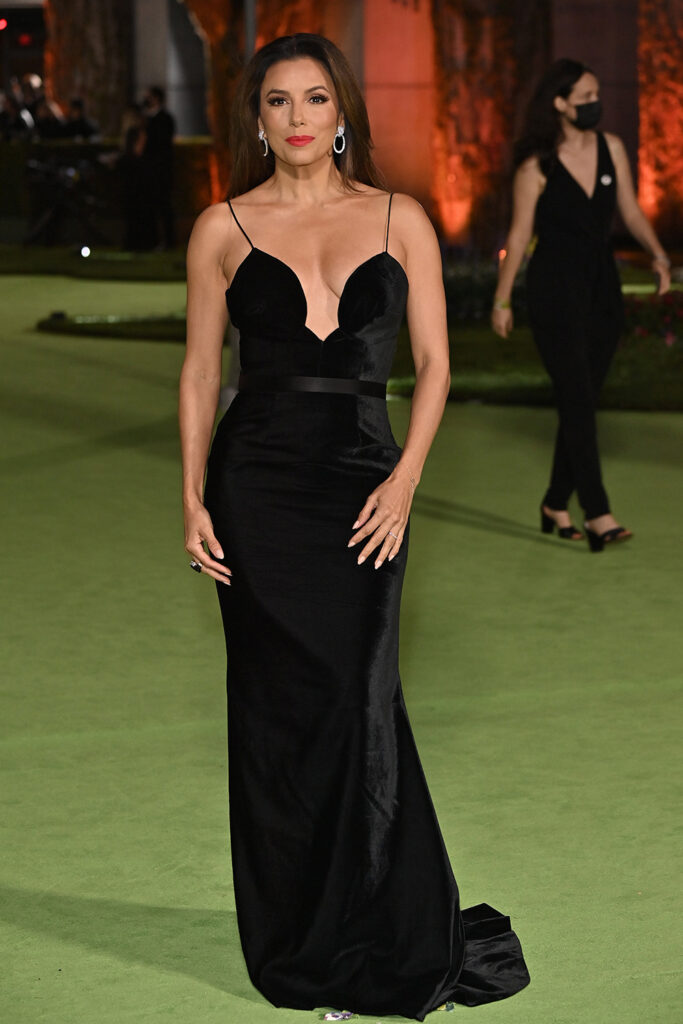 Mandatory Credit: Photo by Rob Latour/Shutterstock (12463345bx) Eva Longoria The Academy Museum of Motion Pictures Opening Gala, Arrivals, Los Angeles, California, USA - 25 Sep 2021