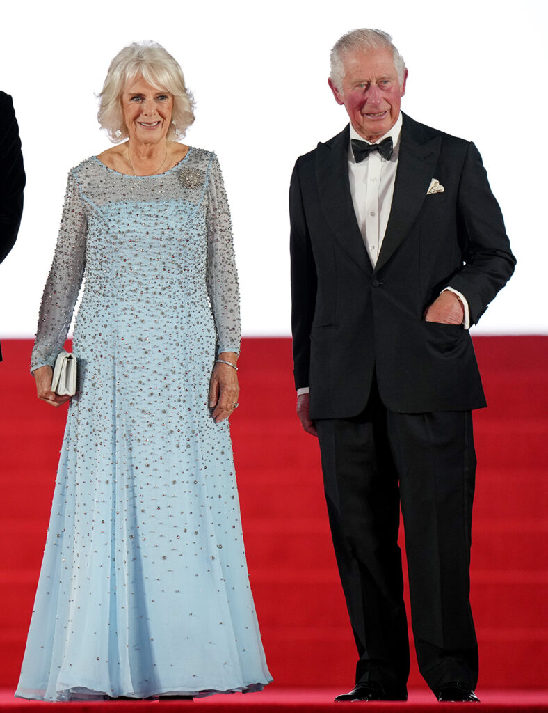 Photo by Shutterstock  Camilla Duchess of Cornwall and Prince Charles
