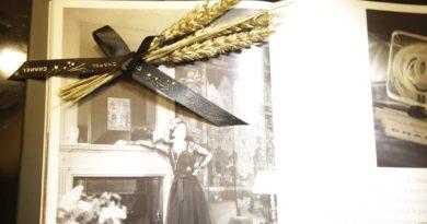 Mariia-Grazhina Chaplin discovered Chanel Fine Jewelry