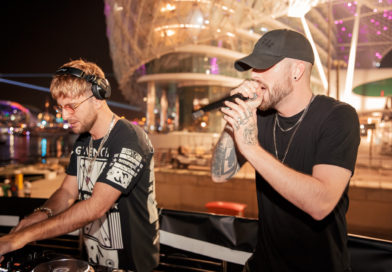 Amber Lounge delivers an electrifying weekend to finish off the Formula 1 season in style at the luxurious destination of Abu Dhabi