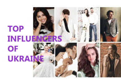 TOP INFLUENCERS OF UKRAINE