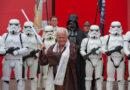 Celebrating Lucasfilm's 50th Anniversary: A Stormtrooper Parade at Elstree Studios