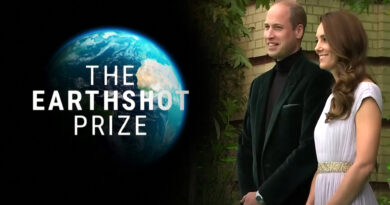 """The First-ever """"Earthshot Prize"""" Winners Announced"""